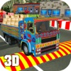 Cargo Driving: US Truck Driver 3D