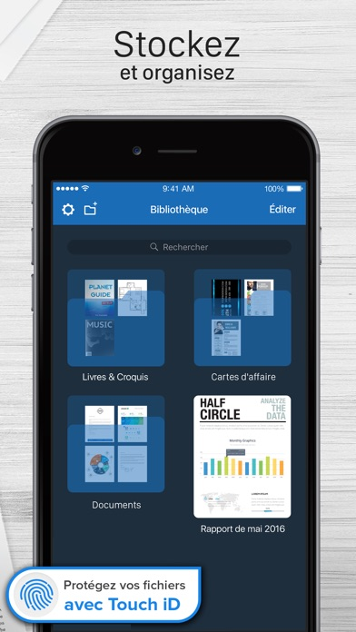 download Scanner pour moi + OCR apps 0