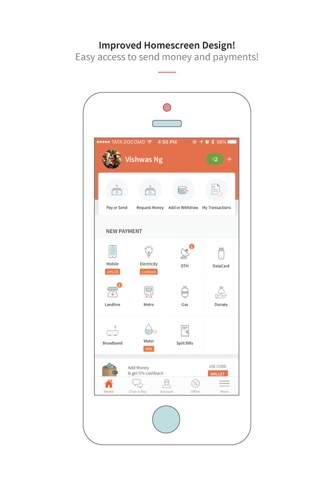 Download Freecharge - Payments & Wallet app for iPhone and iPad
