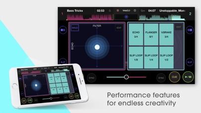 WeDJ for iPhone screenshot1
