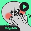 Soon.D con Animated Stickers emoticon translator