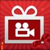 視頻問候語的創造者:讓定制的聖誕節,新年,情人節電子問候