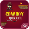Youssef EL Majdaouy - Cowboy Runner : Western Journey  artwork