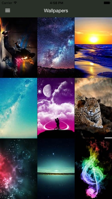 download HD Wallpapers - Cool Backgrounds and Themes apps 1