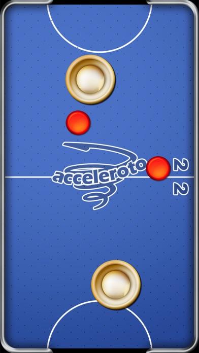 Screenshot of Air Hockey Gold1