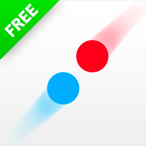 Red And Blue Game iOS App