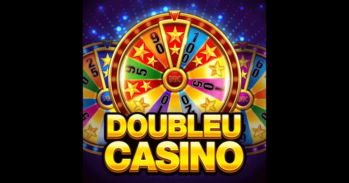 DoubleU Casino - Free Slots, Video Poker and More on the