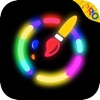 Kids Doodle Drawing Pro, magic highlighter!