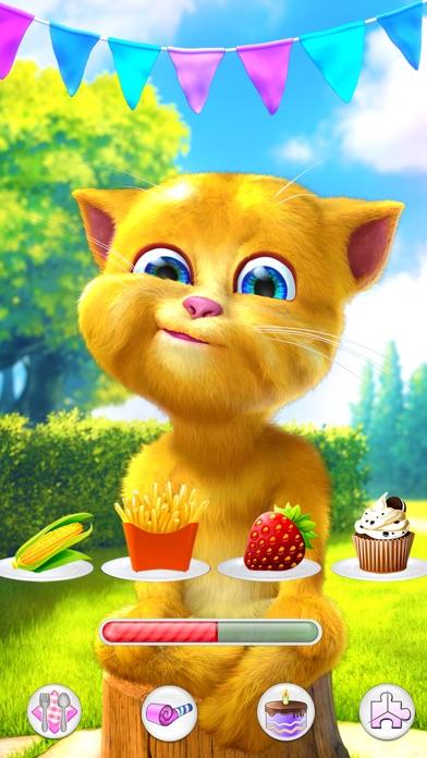 おしゃべり猫のトーキング・ジンジャー2のスクリーンショット3