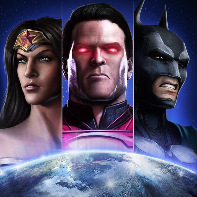 Injustice: Gods Among Us Languages: French, Italian, German, Spanish, Brazilian Portuguese, Japanese, Korean, Chinese and Russian Platforms: iOS and Android