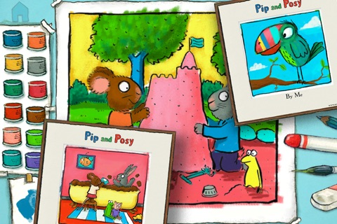 Pip and Posy: Fun and Games screenshot 3