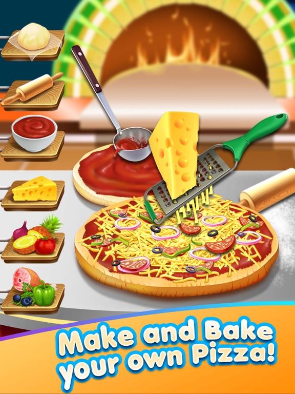 iPad Screenshot 1. Kids Food Cooking Games on the App Store