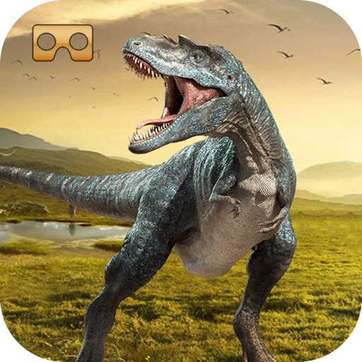 Vr Safari Dino world : 3D Virtual Reality Tour iOS App