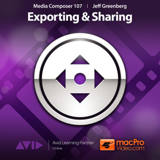 Course For Media Composer 6 Exporting and Sharing