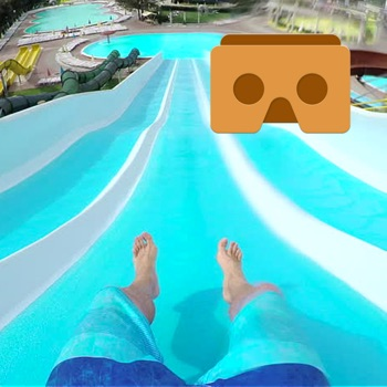 VR Water Slide for Google Cardboard for iPhone