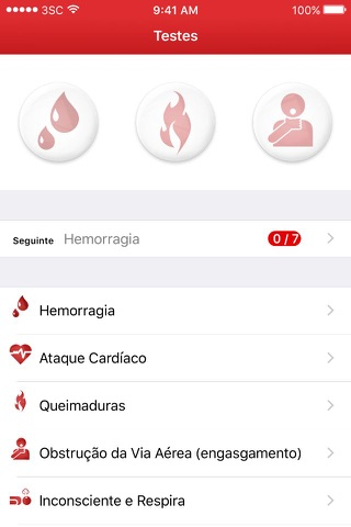 Cruz Roja CR, cerca de Ud. screenshot 4