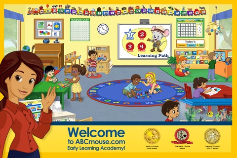 ABCmouse.com screenshot 1