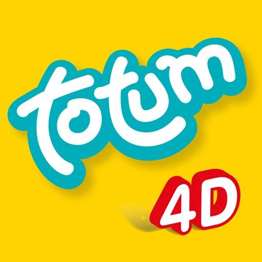 Totum 4D iOS App