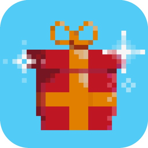 Santa Claus Fun Icon