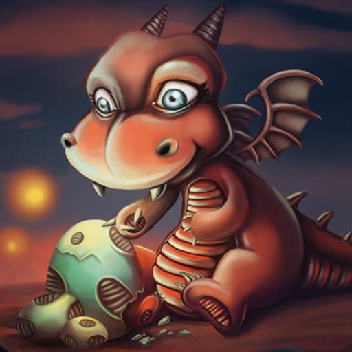 Dragon Eggs - #1 Board Game like Candy Crush iOS App