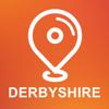 Derbyshire, Royaume-Uni - Offline GPS auto Wiki