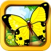 Butterfly baby games - learn with kids color game