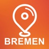 Bremen, Germany - Offline Car GPS