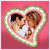 Hearts Photo Frames & Picture Editor for Lovers frames