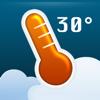 Thermometer- temperatura y de tiempo!