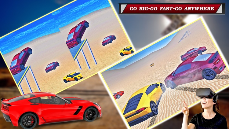 VR-Real Car Drifting Thrill : Dubai Desert free by Door to Apps