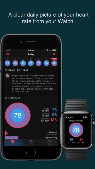 download HeartWatch. Heart & Activity apps 0