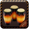 Congas Drums: Garage Virtual Congas