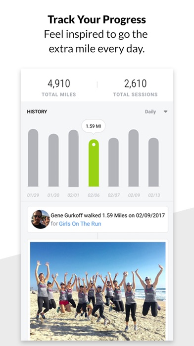 Charity Miles: Walking & Running Distance Tracker on the App Store