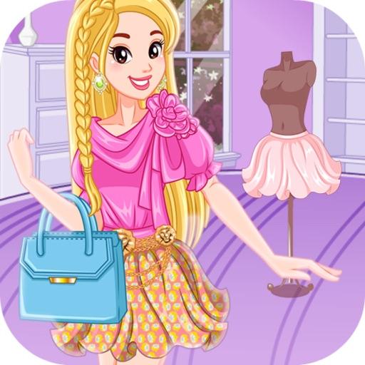 DIY Candy Dress - Princess Design Time iOS App