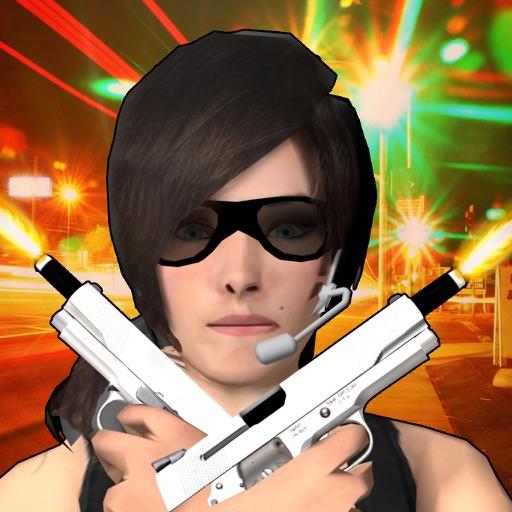 Girl Shooting Vegas - Girl Sniper Shooting Games iOS App