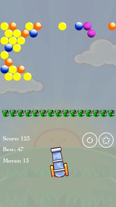 Screenshot of Ball Shots App