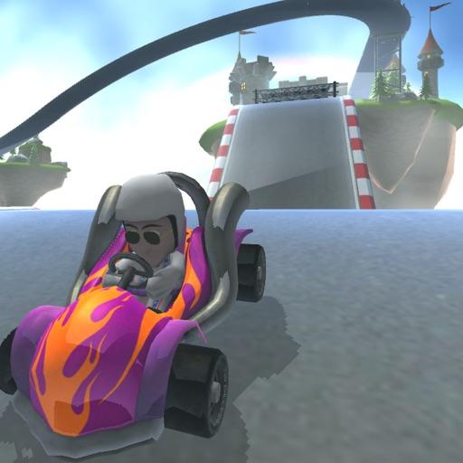 Cartoon Land Mini Car Driving Simulation Fr