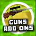 Guns Addons Maps for Minecraft Pocket Edition PE