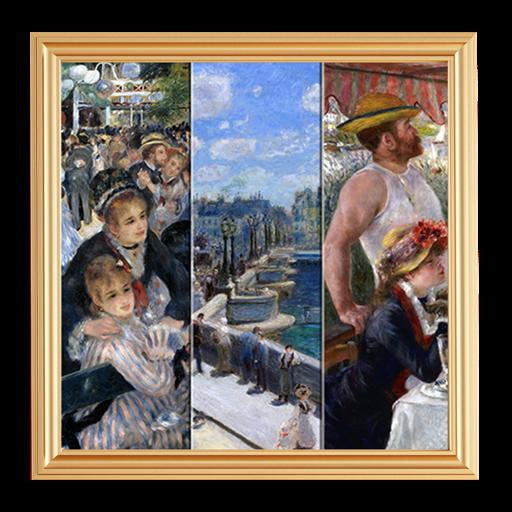 Renoir Art Jigsaw Puzzle