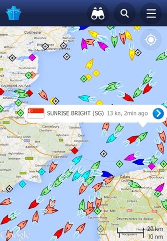MarineTraffic - Ship Tracking screenshot 1
