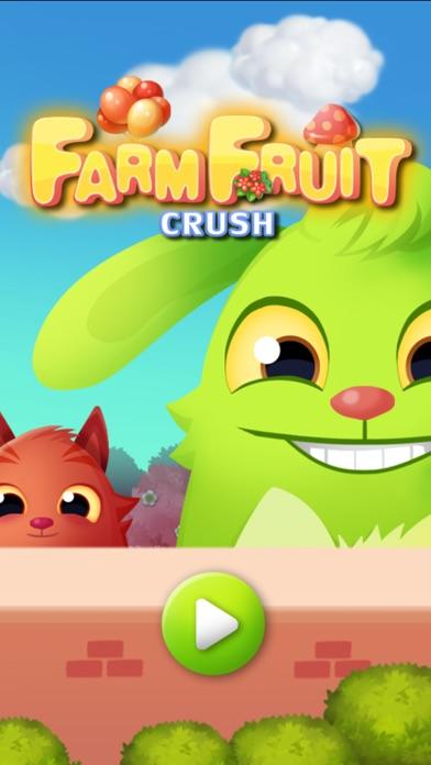 Farm Fruit Crush -Picture Matching gamesのスクリーンショット1