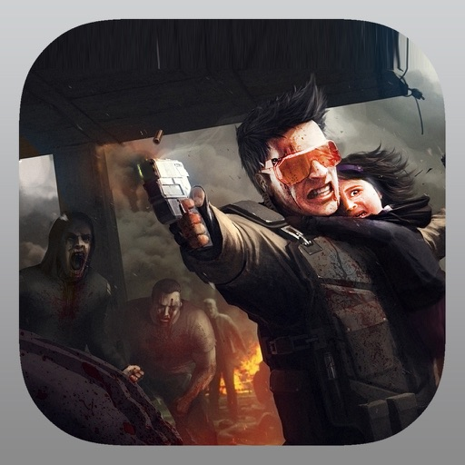 Commando Zombie Assault 2 iOS App