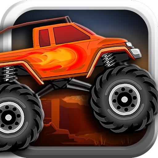 Auto Run : Insane Monster Truck Highway Road Trip FREE! iOS App