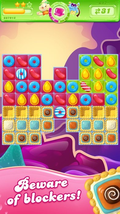 download Candy Crush Jelly Saga appstore review