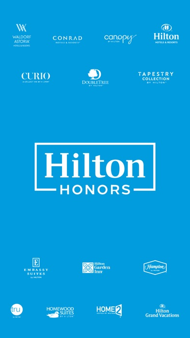Hilton Honors on the App Store
