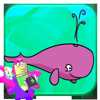 Coloring Book-Learn Dolphin to paint for Kids Wiki