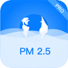 Global Air Care Pro, AQI monitoring & forecast
