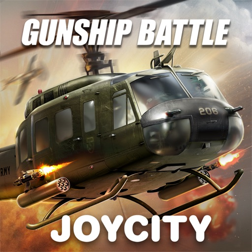 GUNSHIP BATTLE: SECOND WAR iOS App