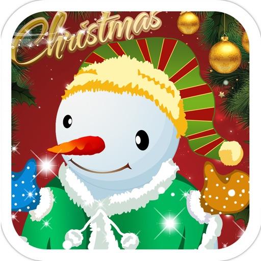 Lovely Snowman Christmas Dress Up - Fashion dress iOS App