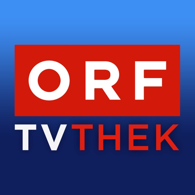 ORF-TVthek: Video on demand, live on the App Store | {Kochshow logo 38}
